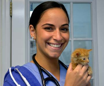Please welcome Dr. Stephanie Gambino to our Veterinary staff.